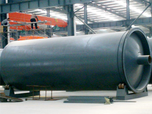 Waste Tyre Pyrolysis Plant Cost - Cost of Tire Pyrolysis ...