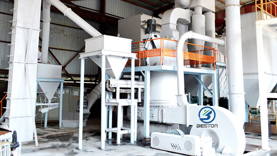 BMF-10 Carbon Black Processing Plant
