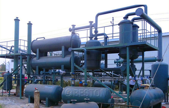 BZL-50 Auto Continuously Operating Plant