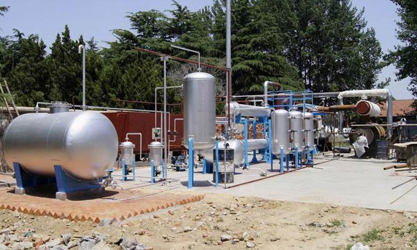 Plastic To Fuel Conversion Process
