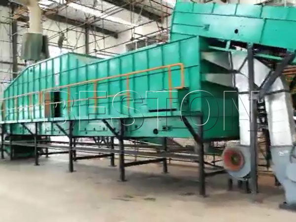 comprehensive winnowing machine